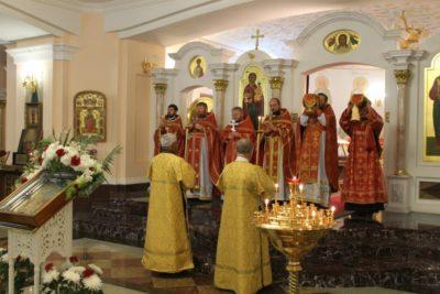 В Витебской епархии состоялся VII пасхальный съезд православной молодежи.