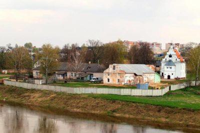 В Орше собирают средства на возрождение Свято-Богоявленского Кутеинского монастыря