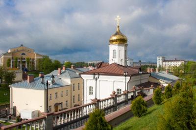 объявляет набор учащихся в Витебское православное женское духовное училище