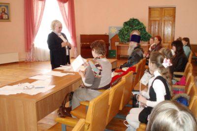 В стенах Витебской духовной семинарии прошёл конкурс духовной поэзии и прозы.