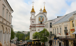 В храме Воскресения Христова г. Витебска  каждый четверг в 18.30 проводятся духовные беседы с молодежью
