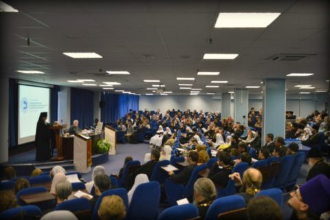 Представители Витебской епархии приняли участие в IV Общецерковном съезде по социальному служению
