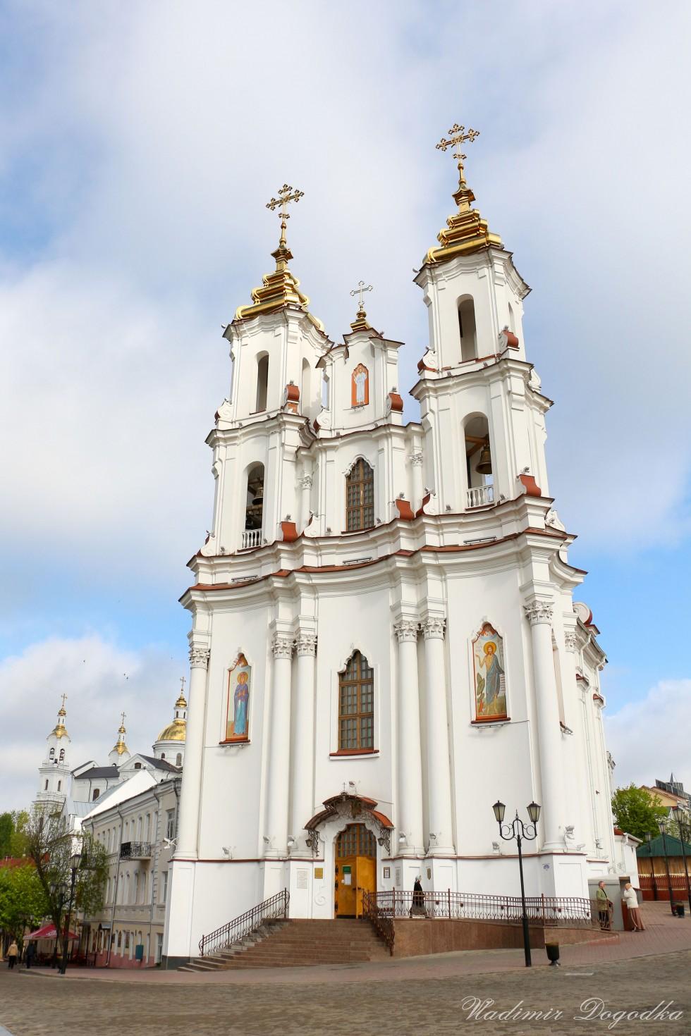 Храм Воскресения Христова г. Витебска (верхний храм) – Витебская епархия