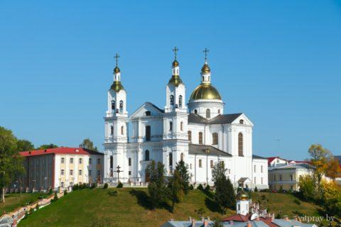 Свято-Успенский кафедральный собор г. Витебска (верхний храм)