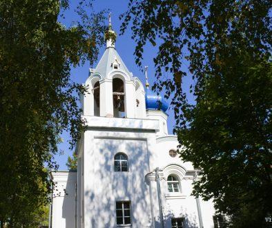 Храм Успения Пресвятой Богородицы г. Витебска