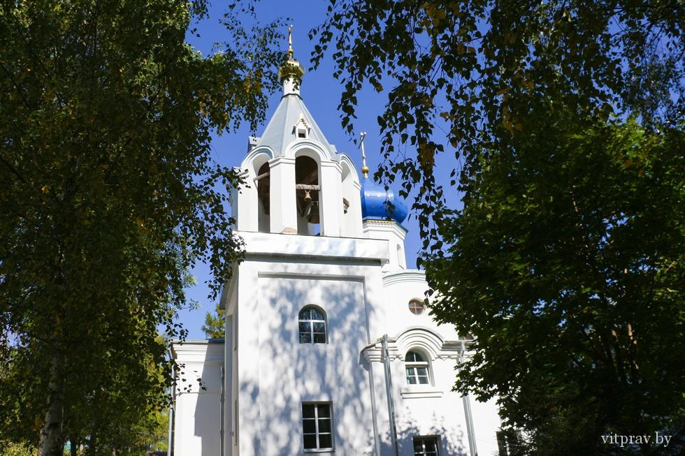 Храм Успения Пресвятой Богородицы г. Витебска – Витебская епархия