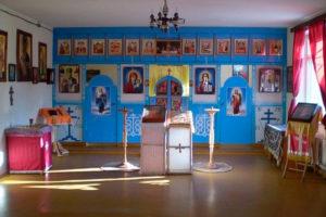 Храм святой великомученицы Анастасии Узорешительницы г.Витебска (домовой храм)