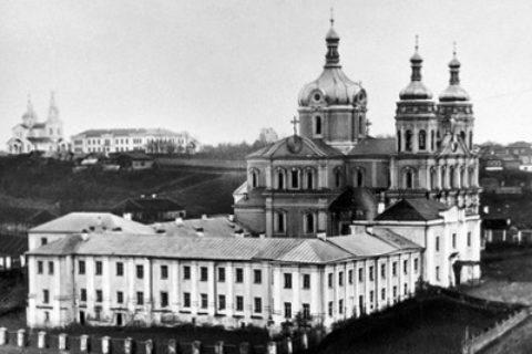 Свято-Николаевский кафедральный собор г. Витебска