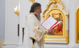 Соборное Богослужение и епархиальное собрание духовенства Витебской епархии. Фоторепортаж.