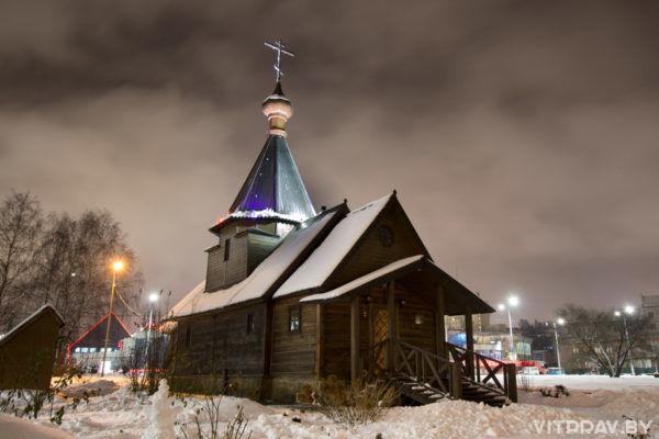 Храм святого благоверного князя Александра Невского г. Витебска