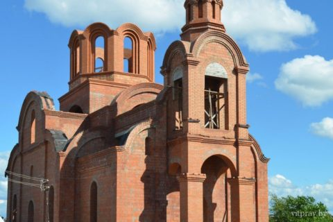 Храм святого благоверного князя Романа Рязанского г. Витебска