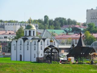 Храм Благовещения Пресвятой Богородицы г. Витебска