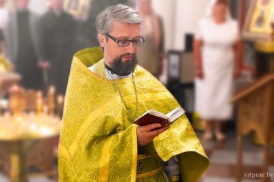 Иерей Игорь Носиков