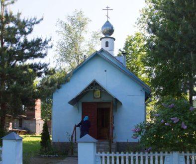 Храм Успения Пресвятой Богородицы г. п. Езерище Городокского района