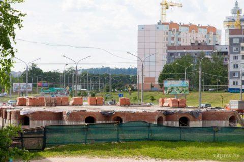 Храм святого Архистратига Михаила и Небесных Сил Бесплотных г. Витебска