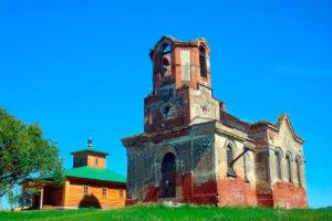 Храм Рождества Пресвятой Богородицы д. Свеча Бешенковичского района