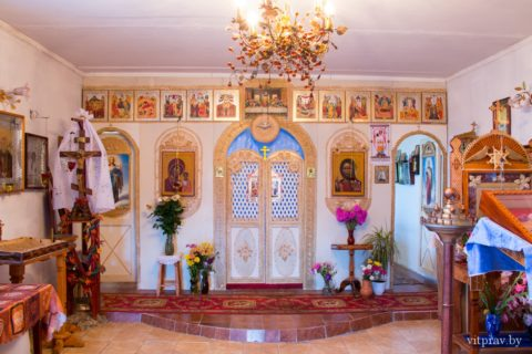 Храм святых преподобномученниц великой княгини Елисаветы и инокини Варвары г. Городка (домовой храм)