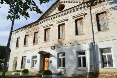 Храм святого мученика Иоанна Воина д. Мазолово Витебского района