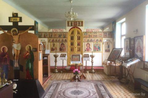 Храм «Собор Архангела Гавриила» г. Витебска (домовой храм)