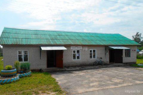 Храм святого пророка Божия Даниила д. Замосточье Витебского района