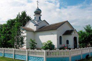 Храм святых апостолов Петра и Павла г. п. Сураж Витебского района