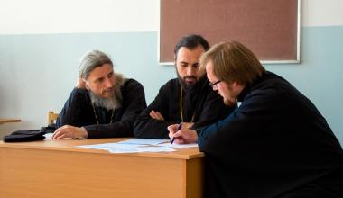 С новыми силами в новый учебный год. Витебские духовные школы в обновленном виде встретили студентов