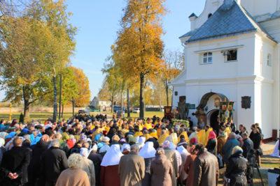 В Орше прошёл фестиваль «Беларусь православная»