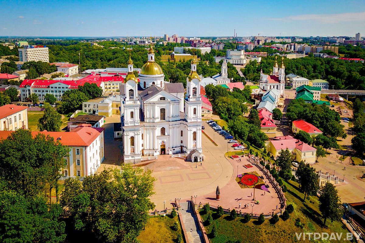 Расписание Богослужений в городе Витебске