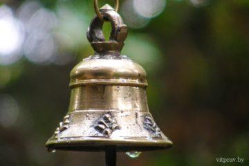 Архиепископ Димитрий посетил лекцию, посвященную колокольному звону