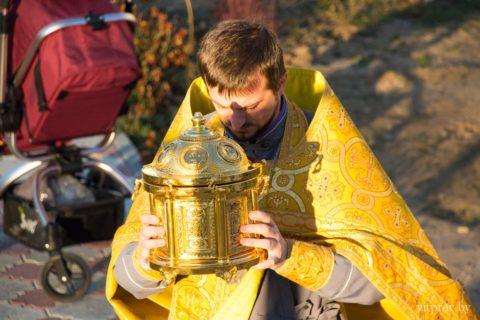 Частица мощей святой блаженной Матроны Московской прибыла в Витебск