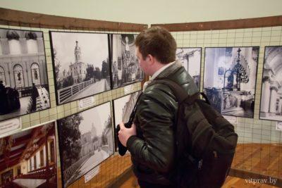 В Витебске открылась фотовыставка, посвященная 300-летию Свято-Троицкой Александро-Невской лавры в Санкт-Петербурге.
