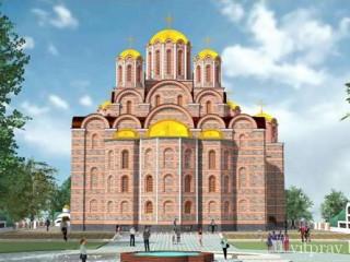 Софийский собор станет одной из главных архитектурных святынь Беларуси