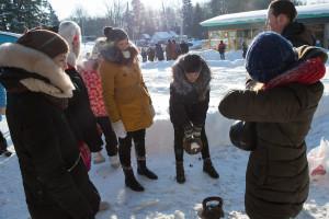 """В духовно-просветительском центре """"Содружество"""" прошла епархиальная Рождественская ёлка. Фоторепортаж"""