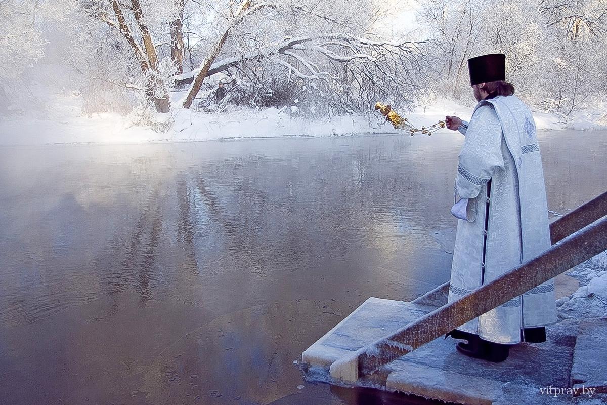 Почему вода 19 января считается святой