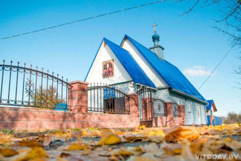 Храм Преображения Господня г. Лепеля