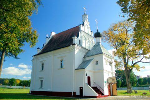Храм Святой Живоначальной Троицы г. Орши