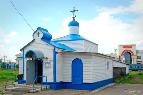 Храм Рождества Христова г. Орши