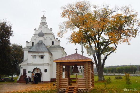 Обитель над Днепром - Богоявленский Кутеинский мужской монастырь
