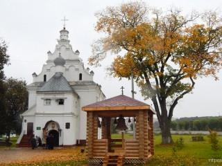 Обитель над Днепром — Богоявленский Кутеинский мужской монастырь