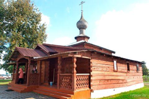 Храм святого Архангела Михаила г. Орши