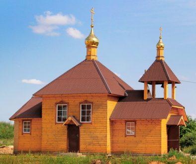 Храм-часовня святителя Спиридона Тримифунтского Чудотворца г. Орши