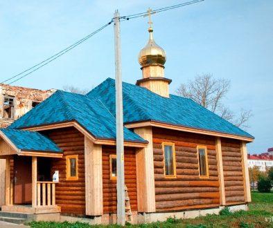 Храм-часовня иконы Божией Матери «Иверская» г. Орши