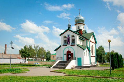 Храм преподобного Леонида Усть-Недумского г. Орши