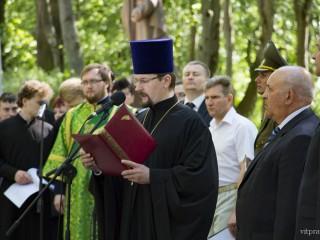 В Витебске почтили память жертв Великой Отечественной войны