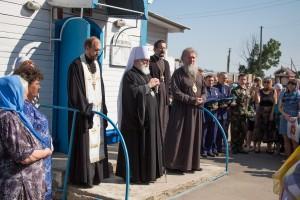 Митрополит Минский и Заславский Павел, Патриарший Экзарх всея Беларуси, посетил город Оршу с рабочим визитом