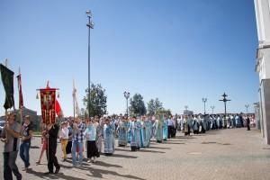 В Витебске 28 августа состоится крестный ход от Свято-Георгиевского храма до Свято-Успенского кафедрального собора