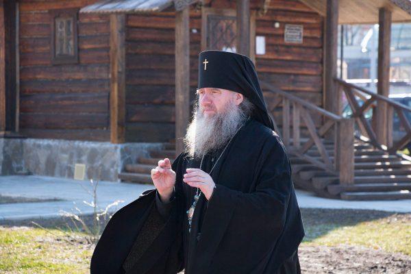 Поздравление с днём памяти святителя Димитрия, митрополита Ростовского, и Днем Тезоименитства управляющего Витебской епархией Архиепископа Димитрия