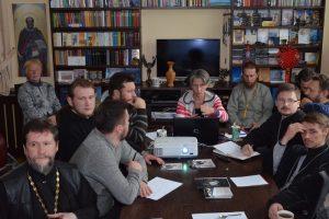 Протоиерей Александр Лесовой принял участие в ХIII Совещании православных сектоведов Беларуси