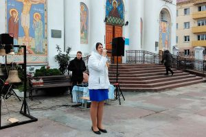 В Витебске состоялся праздник колокольного звона «Покровские колокольчики»