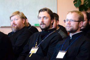 Протоиерей Александр Ковалёв принял участие в конференции Синодального отдела по делам молодежи в Минске